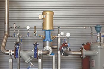 Chilled Glycol Utility System