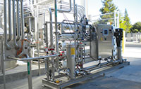 Process Water Reuse and Recycle System