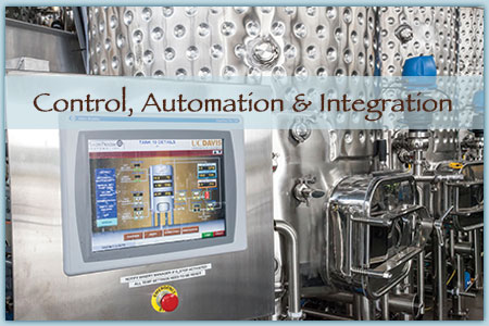 Process Systems Control, Automation and Integration