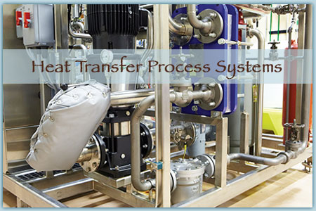 Heat Transfer System - Heat Exchanger