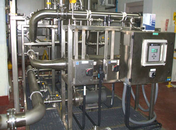 Process Water Distribution Equipment