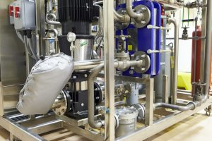 Sanitary Process Steam Optimization