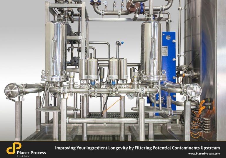 Improving Ingredient Longevity With Sanitary Process Systems
