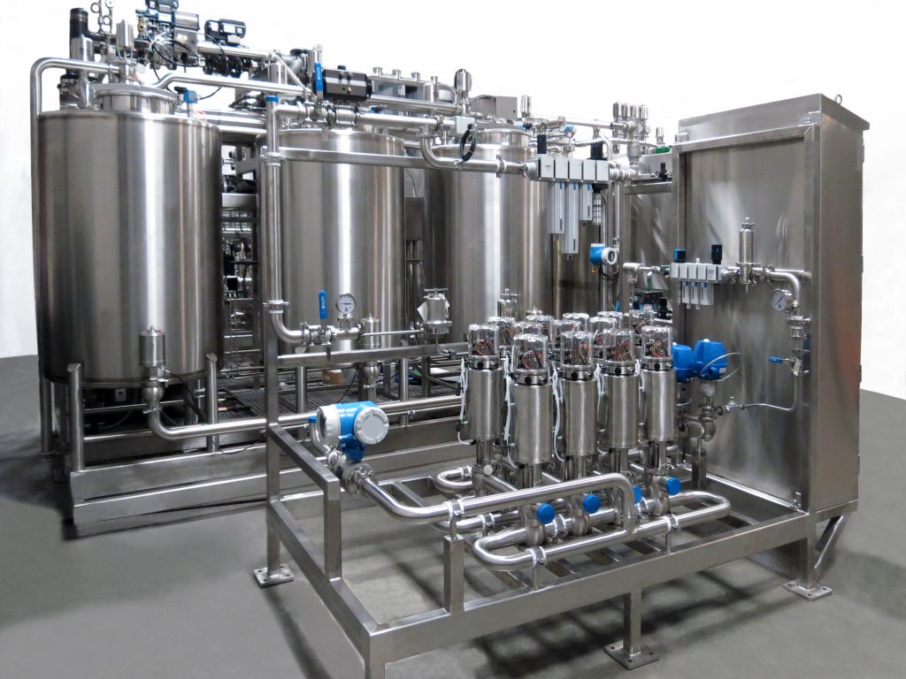 Sanitary Process Fabrication Services