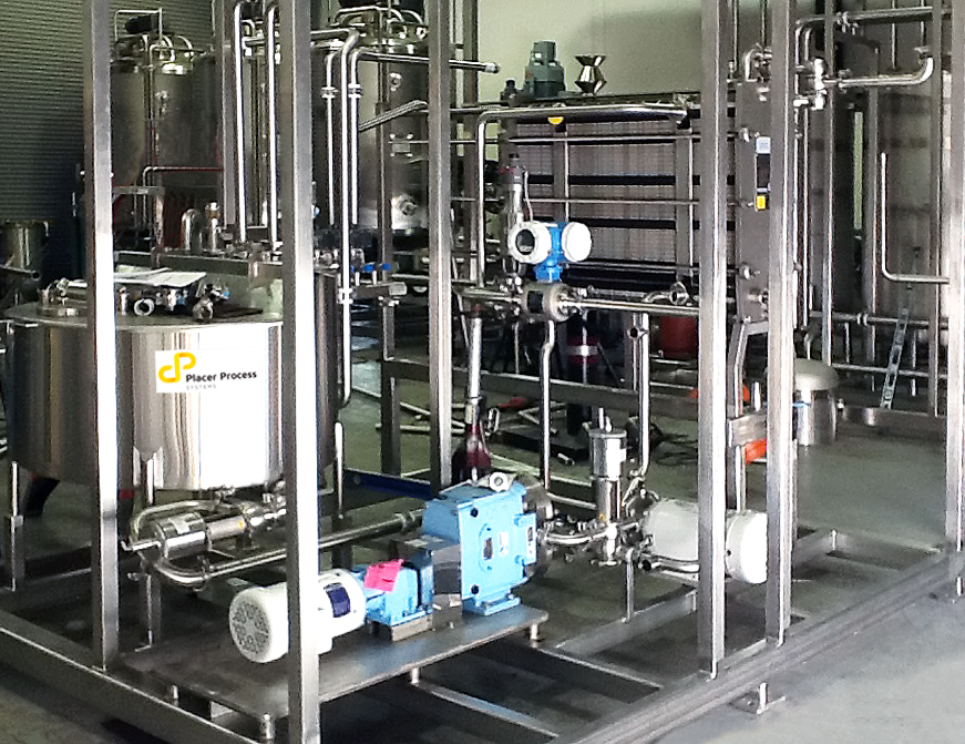 Pasteurizer System Design-Build