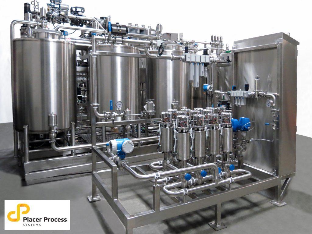 Production Plant Expansion Design