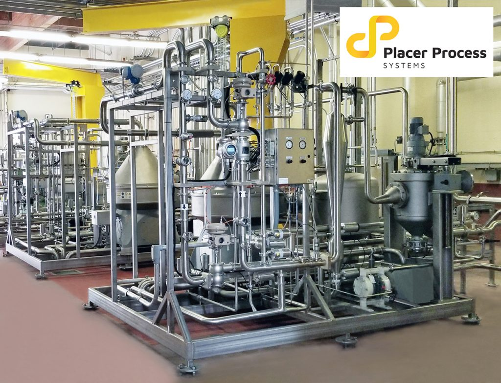 Brewery Must Filter Process System