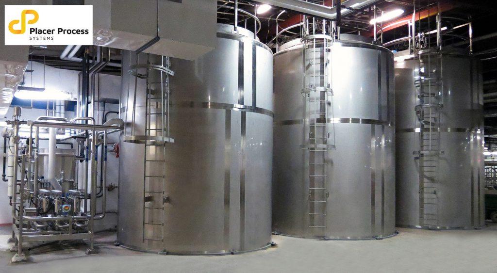 Liquid Ingredient Upgrade Process System