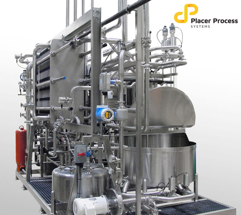 Process System Pasteurizer