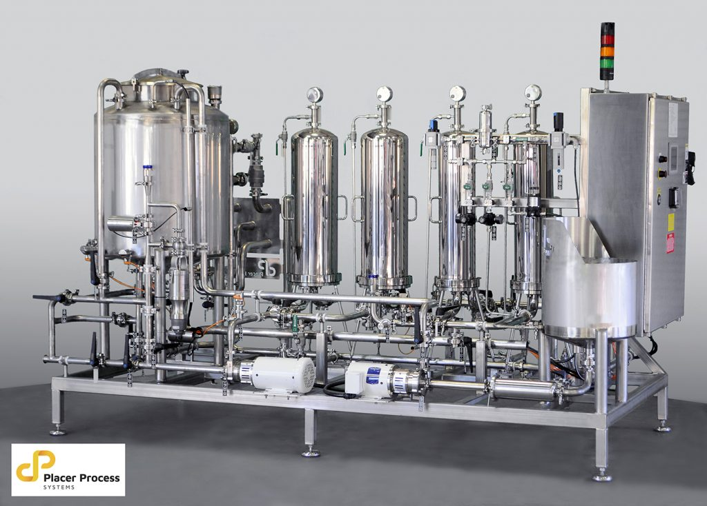 Winery Process Piping System Contractor