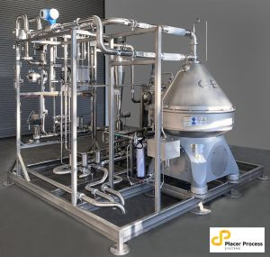 Skid Mounted Process System