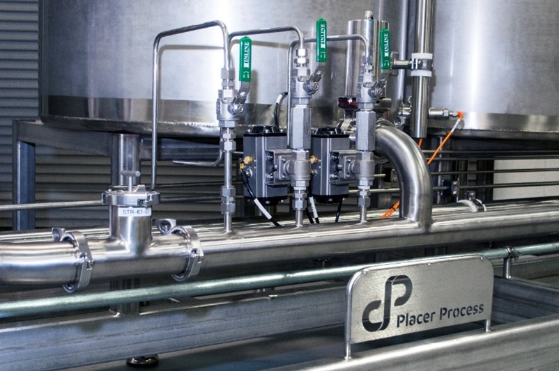 Dosing Manifold Design for Food and Beverage Facilities