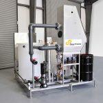 Sustainable Table Washer Sanitizing System
